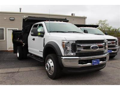 2019 F-550 Super Cab DRW 4x4,  Iroquois Brave Series Steel Dump Body #N8338 - photo 3