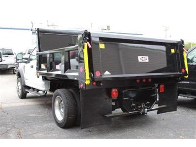 2019 F-550 Super Cab DRW 4x4, Iroquois Brave Series Steel Dump Body #N8338 - photo 2