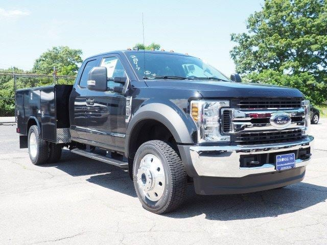 2019 F-550 Super Cab DRW 4x4,  Reading Classic II Aluminum  Service Body #N8339 - photo 11
