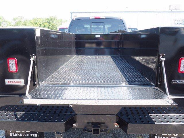 2019 F-550 Super Cab DRW 4x4,  Reading Classic II Aluminum  Service Body #N8339 - photo 16