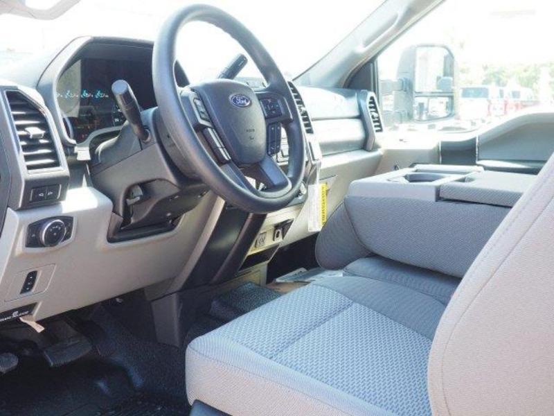 2019 F-550 Super Cab DRW 4x4, Reading Classic II Aluminum  Service Body #N8339 - photo 10
