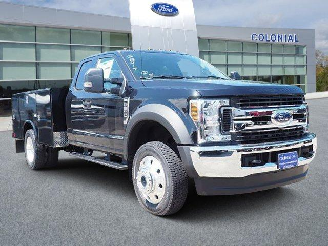 2019 Ford F-550 Super Cab DRW 4x4, Reading Service Body #N8339 - photo 1