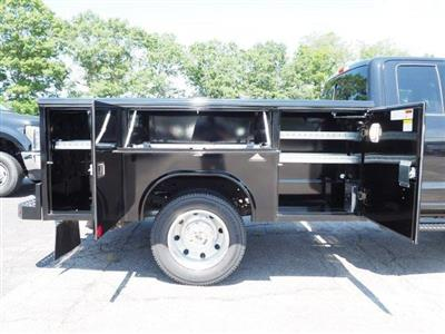 2019 F-550 Super Cab DRW 4x4,  Reading Classic II Aluminum  Service Body #N8339 - photo 6