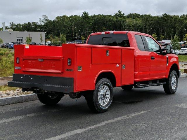 2019 F-350 Super Cab 4x4,  Reading Service Body #N8344 - photo 1