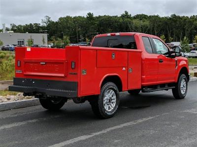 2019 F-350 Super Cab 4x4,  Reading Classic II Aluminum  Service Body #N8344 - photo 2