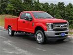 2019 F-350 Super Cab 4x4,  Reading Classic II Aluminum  Service Body #N8344 - photo 3