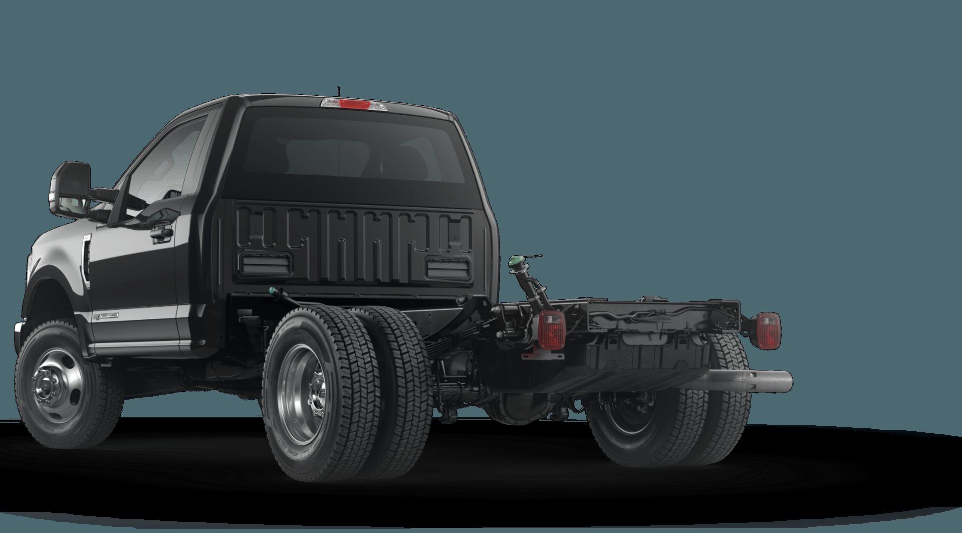 2019 F-350 Regular Cab DRW 4x4,  Cab Chassis #N8346 - photo 2