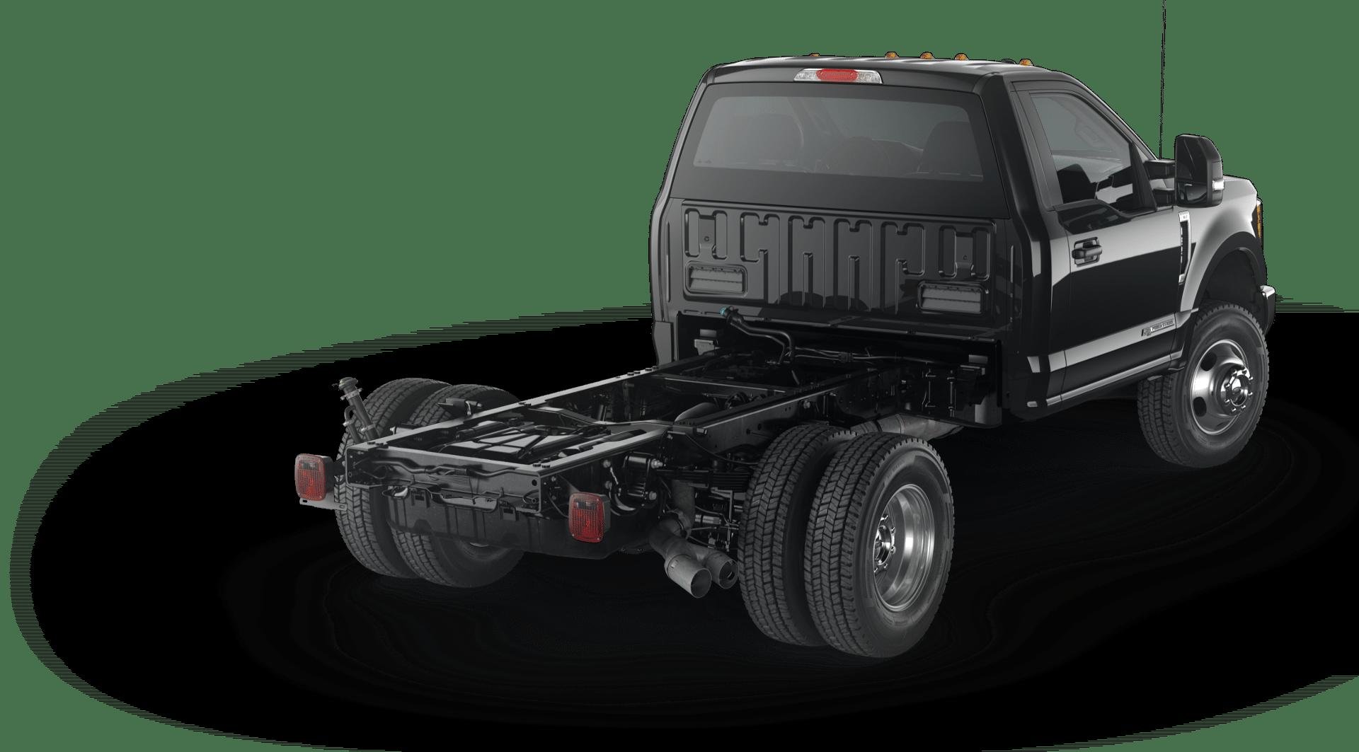 2019 F-350 Regular Cab DRW 4x4,  Cab Chassis #N8346 - photo 3