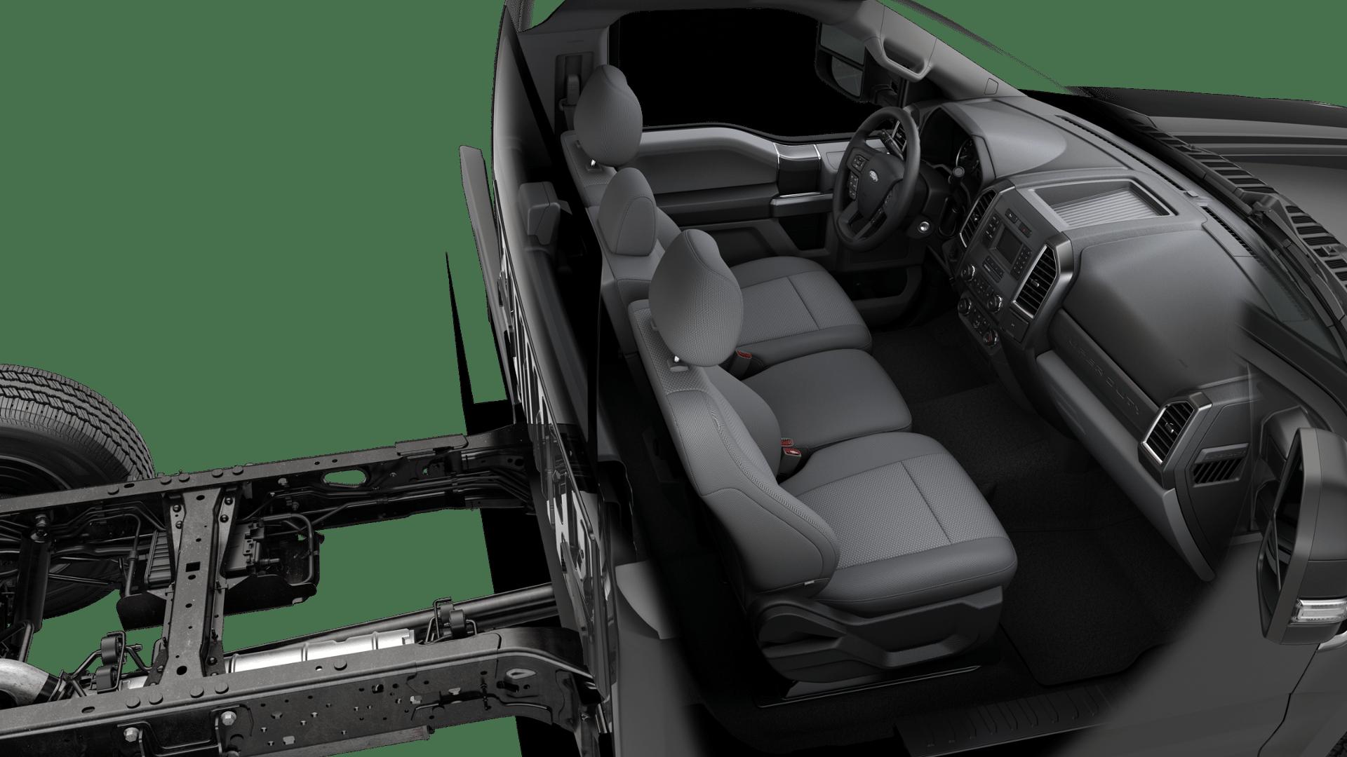 2019 F-350 Regular Cab DRW 4x4,  Cab Chassis #N8346 - photo 6