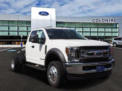 2019 F-450 Super Cab DRW 4x4, Cab Chassis #N8348 - photo 1