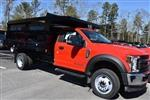 2019 F-550 Regular Cab DRW 4x4, Rugby Landscape Dump #N8379 - photo 1