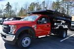 2019 F-550 Regular Cab DRW 4x4, Rugby Landscape Dump #N8379 - photo 4