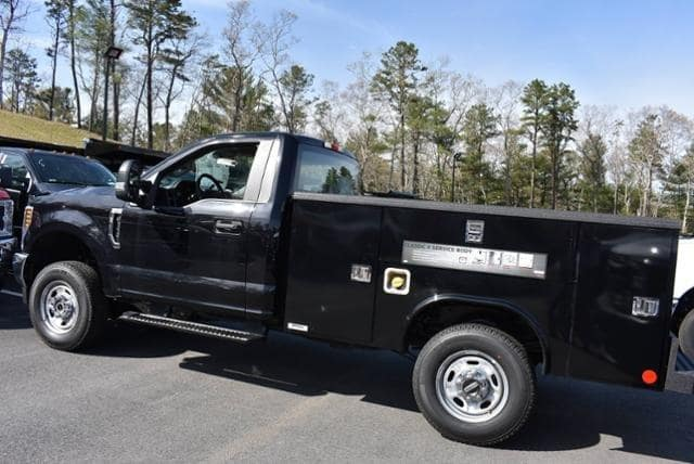 2019 F-350 Regular Cab 4x4,  Reading Classic II Steel Service Body #N8389 - photo 4