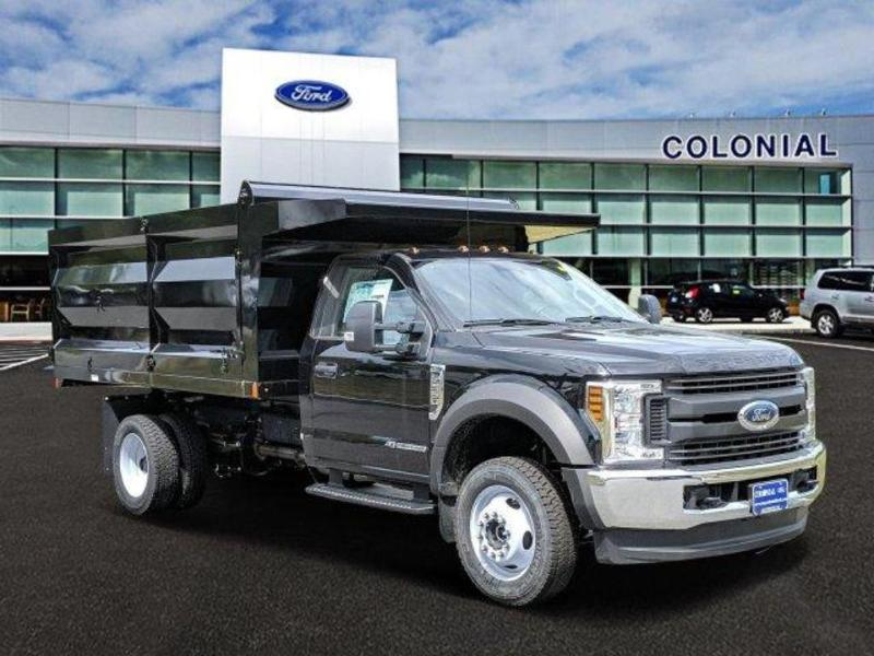 2019 F-550 Regular Cab DRW 4x4, Rugby Landscape Dump #N8392 - photo 1
