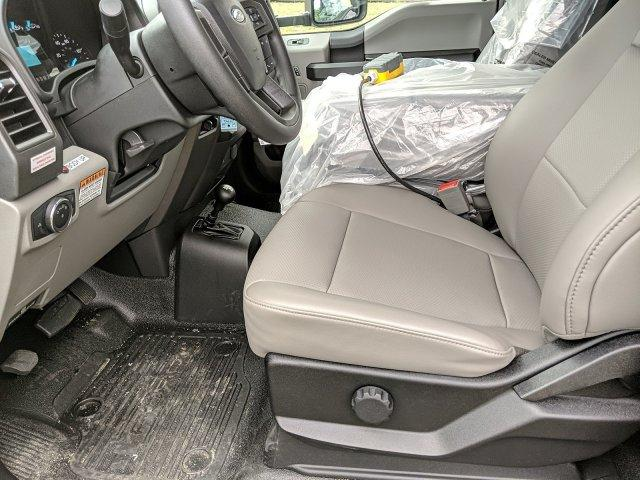 2019 F-550 Regular Cab DRW 4x4, Rugby Landscape Dump #N8392 - photo 14