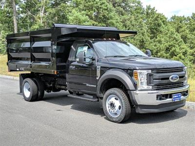 2019 F-550 Regular Cab DRW 4x4, Rugby Landscape Dump #N8392 - photo 18