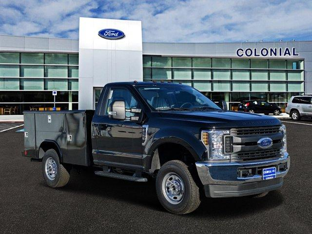 2019 F-350 Regular Cab 4x4, Reading Service Body #N8398 - photo 1