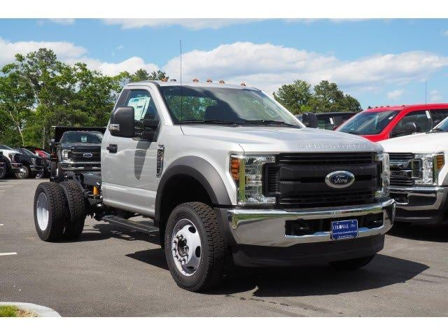 2019 F-450 Regular Cab DRW 4x4,  Cab Chassis #N8402 - photo 3