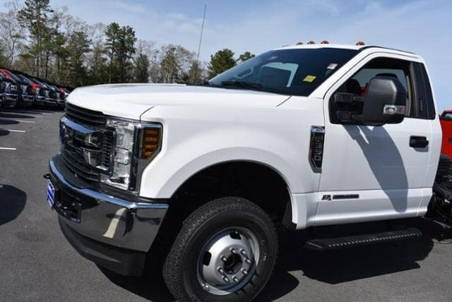 2019 F-350 Regular Cab DRW 4x4,  Cab Chassis #N8403 - photo 8