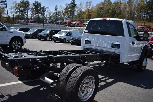 2019 F-550 Regular Cab DRW 4x4,  Cab Chassis #N8418 - photo 1