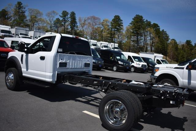 2019 F-550 Regular Cab DRW 4x4, Cab Chassis #N8418 - photo 4