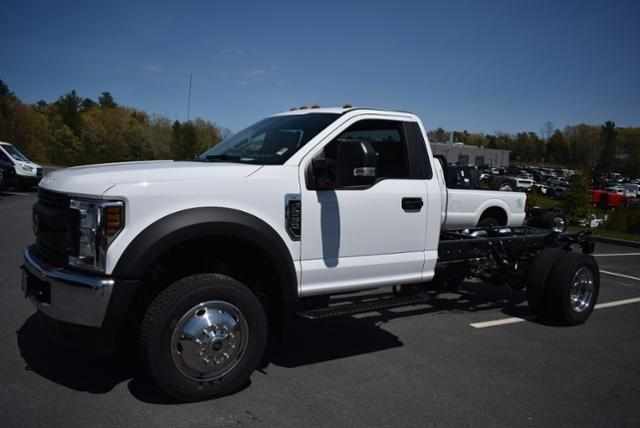 2019 F-550 Regular Cab DRW 4x4, Cab Chassis #N8418 - photo 5