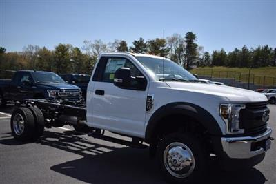 2019 F-550 Regular Cab DRW 4x4, Cab Chassis #N8418 - photo 3