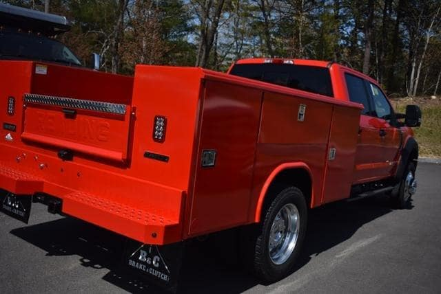 2019 F-450 Crew Cab DRW 4x4,  Reading Classic II Aluminum  Service Body #N8425 - photo 2