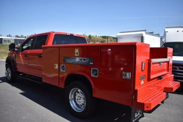2019 F-450 Crew Cab DRW 4x4,  Reading Classic II Aluminum  Service Body #N8425 - photo 4