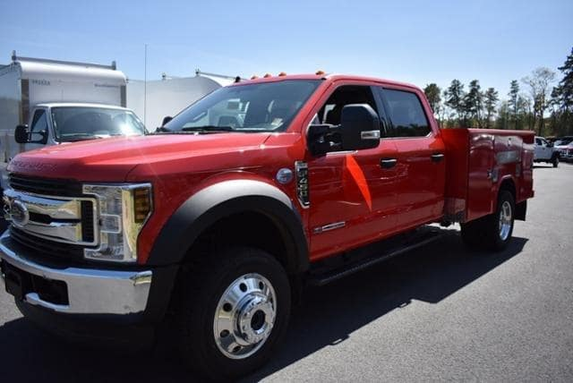 2019 F-450 Crew Cab DRW 4x4,  Reading Classic II Aluminum  Service Body #N8425 - photo 5