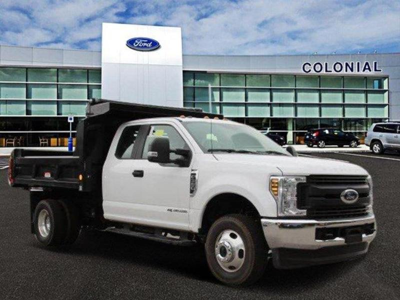2019 F-350 Super Cab DRW 4x4,  Reading Marauder Standard Duty Dump Body #N8435 - photo 12