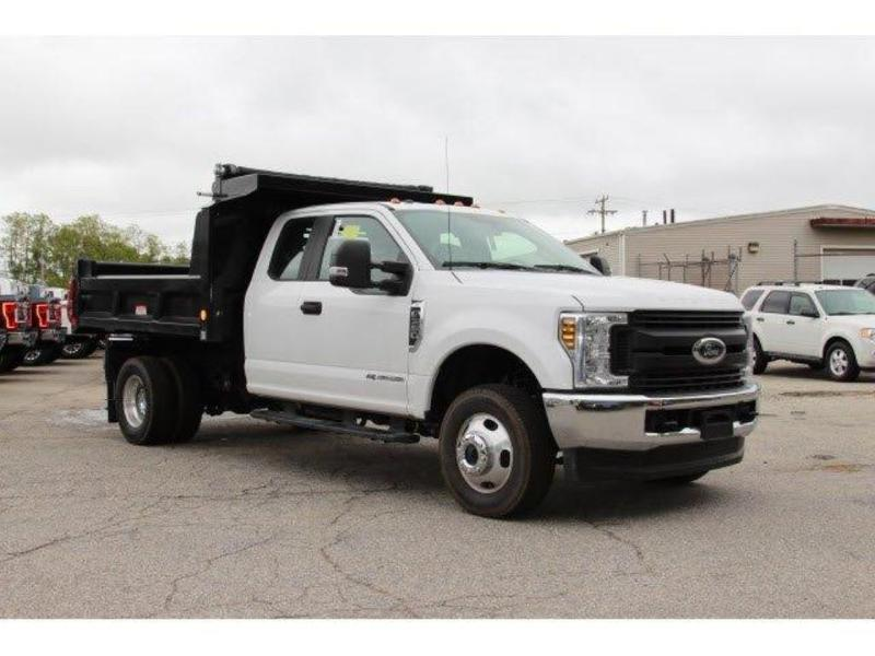 2019 F-350 Super Cab DRW 4x4,  Reading Marauder Standard Duty Dump Body #N8435 - photo 13