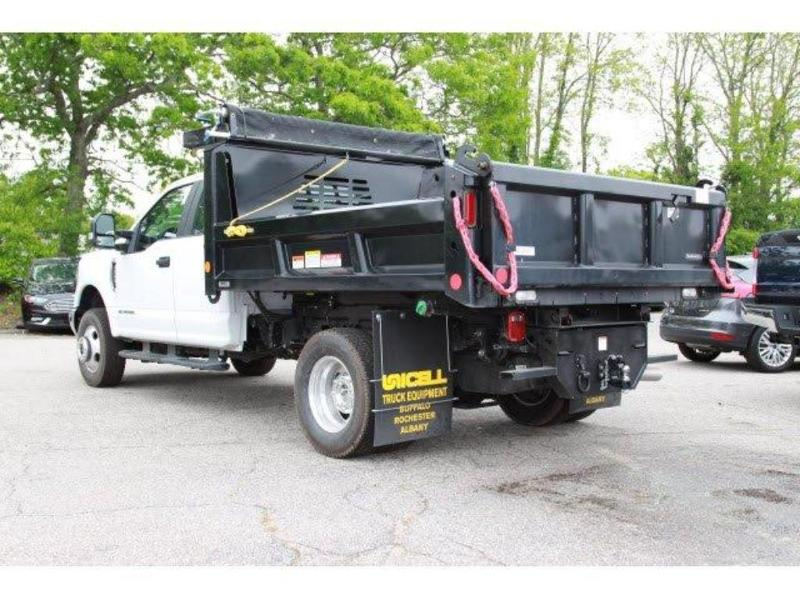 2019 F-350 Super Cab DRW 4x4,  Reading Marauder Standard Duty Dump Body #N8435 - photo 14