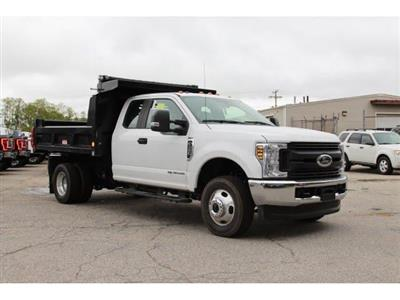 2019 F-350 Super Cab DRW 4x4,  Reading Marauder Standard Duty Dump Body #N8435 - photo 3
