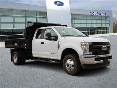 2019 F-350 Super Cab DRW 4x4, Reading Marauder Dump Body #N8435 - photo 1