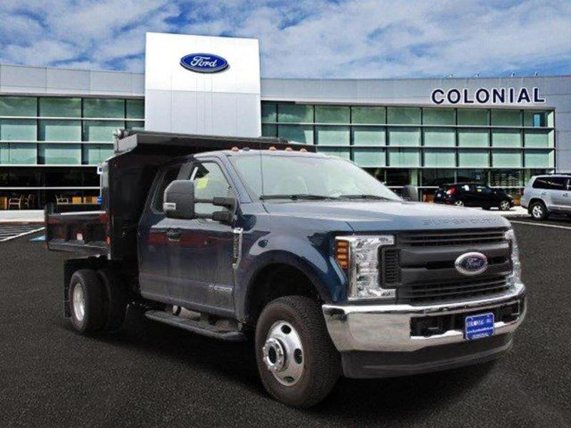 2019 F-350 Super Cab DRW 4x4, Reading Marauder Dump Body #N8451 - photo 1