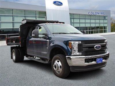 2019 Ford F-350 Super Cab DRW 4x4, Reading Marauder Dump Body #N8451 - photo 2
