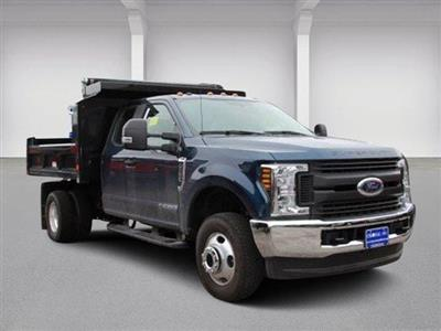2019 Ford F-350 Super Cab DRW 4x4, Reading Marauder Dump Body #N8451 - photo 1