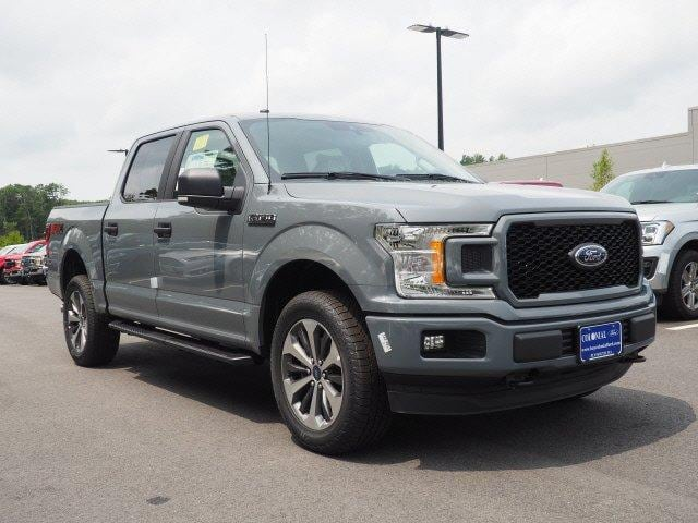 2019 F-150 SuperCrew Cab 4x4, Pickup #N8462 - photo 3