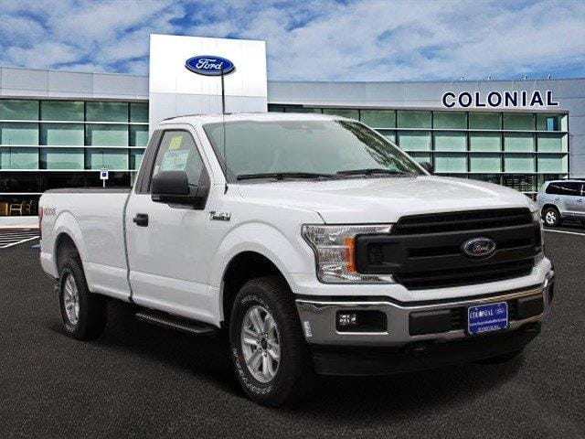2019 F-150 Regular Cab 4x4, Pickup #N8466 - photo 1