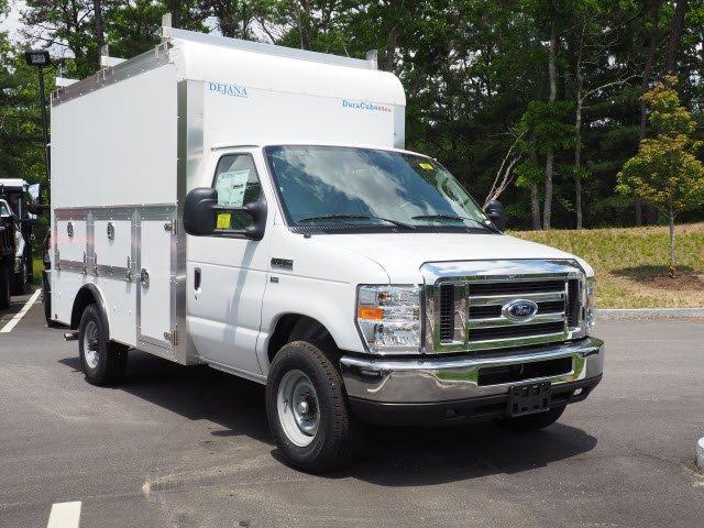 2019 E-350 4x2,  Dejana DuraCube Max Service Utility Van #N8476 - photo 3