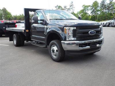 2019 F-350 Regular Cab DRW 4x4, Knapheide Value-Master X Platform Body #N8486 - photo 3
