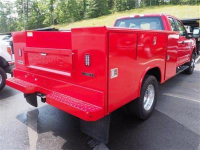 2019 F-350 Super Cab DRW 4x4, Reading Classic II Aluminum  Service Body #N8528 - photo 2