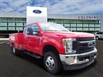 2019 F-350 Super Cab DRW 4x4, Reading Classic II Aluminum  Service Body #N8528 - photo 1