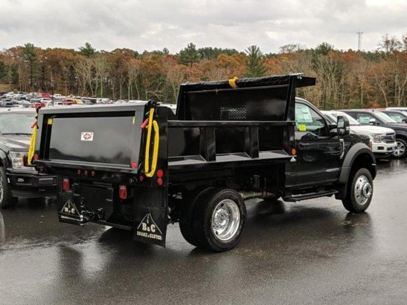 2019 F-550 Regular Cab DRW 4x4, Iroquois Brave Series Steel Dump Body #N8535 - photo 2