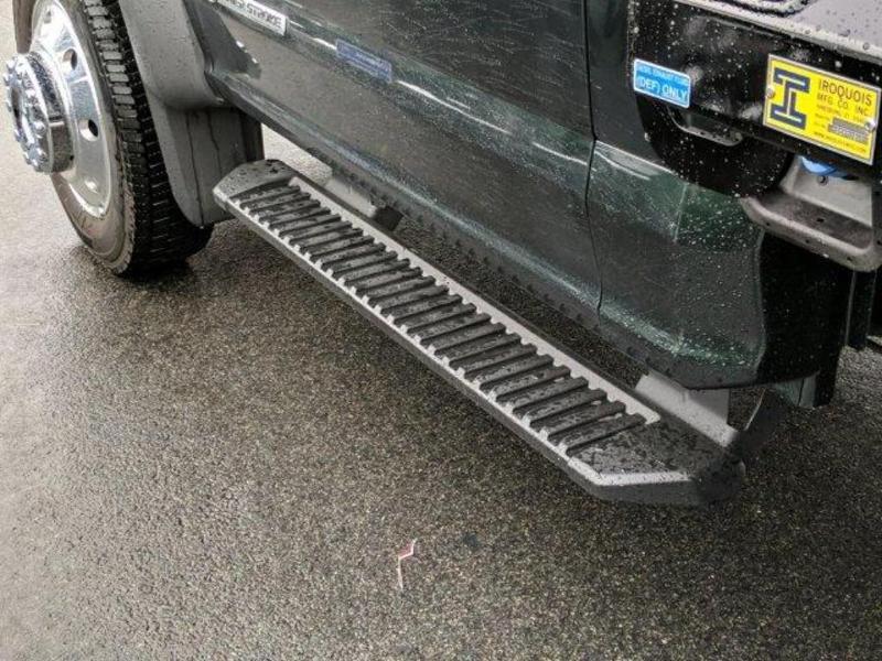 2019 F-550 Regular Cab DRW 4x4, Iroquois Brave Series Steel Dump Body #N8535 - photo 14