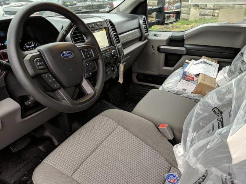 2019 F-550 Regular Cab DRW 4x4, Iroquois Brave Series Steel Dump Body #N8535 - photo 19