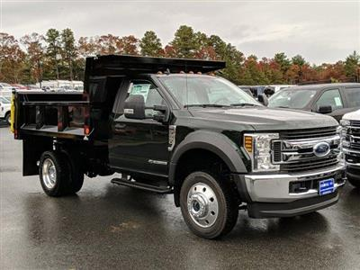 2019 F-550 Regular Cab DRW 4x4, Iroquois Brave Series Steel Dump Body #N8535 - photo 3