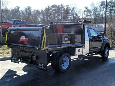 2019 F-550 Regular Cab DRW 4x4, Iroquois Brave Series Steel Dump Body #N8536 - photo 2