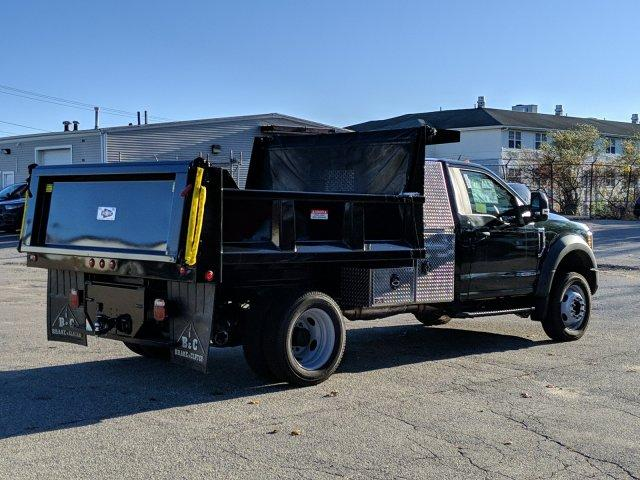 2019 F-550 Regular Cab DRW 4x4, Iroquois Brave Series Steel Dump Body #N8537 - photo 2
